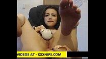 camgirl fucks her ass 480p - more videos on xxxnips.com