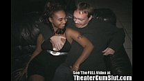 hot black chick freaky in a porn theater ‣ Xxx.xvideo.com thumbnail