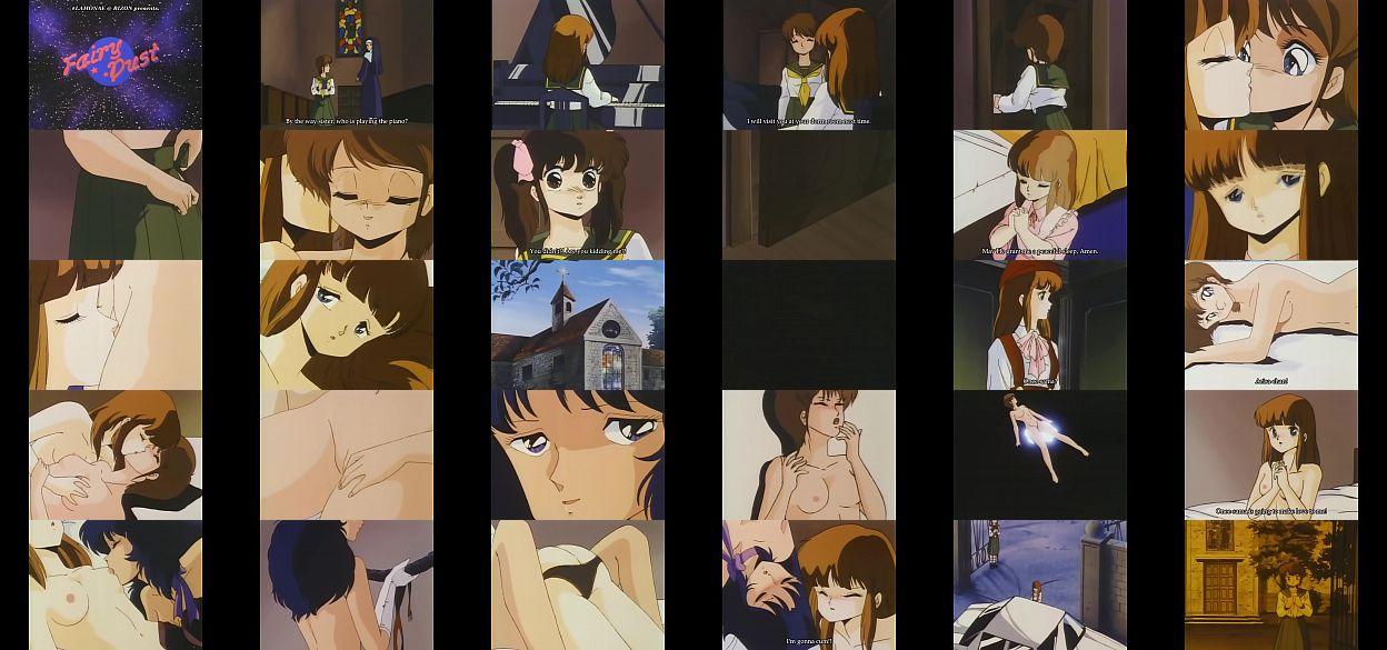 Hentai Lesbian Anal Uncensored