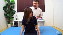 Breast augmentation massage is so full of pussy juice Megumi Okubo 1