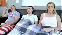 Mother and son in very good sex - Joslin Jane