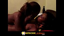Amazing Real Amateur African Lesbian Scene Never Seen Before Vorschaubild