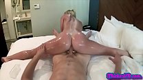 Fucked While Doing A Split- Blonde Teen With Big Butt-Katie Kush