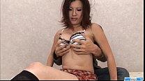Momoka Amai loves sucking cock before fucking hard Preview