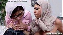 Nancy a anal ⁃ Mia Khalifa Vs Her Mom thumbnail