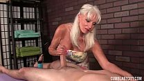 15290 Huge-Titted Granny Handjob preview