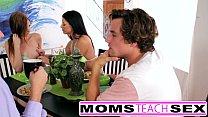 Cheating Wife Seduces Tiny Teen And Step Son - daniella wang nude thumbnail