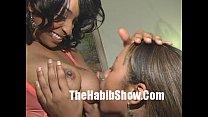 Exclusive footage Pornstar Misty Stone & Carmen Hayes Sex Scene thumbnail