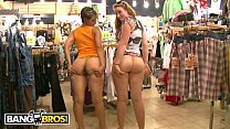 BANGBROS - Classic Ass Parade Clip With Kelsey Michaels & Alina Aldamen