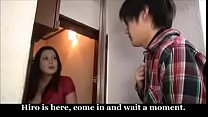 Japanese Stepmom And Young Son pornhub video