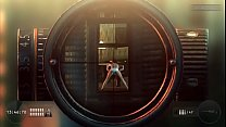 Hitman Sniper Challenge - Dancing Stripper