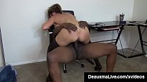 Cougar Deauxma Gets StrapOn Fucks Till She Squi...'s Thumb