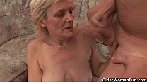 Cum hungry moms take your warm load anytime Image