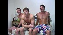 three friends fucking