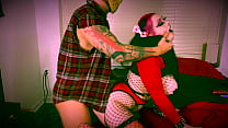 Download video bokep Horny Goth Girl Kat Black Gets Fucked by Friday... 3gp terbaru