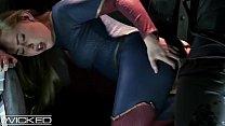 WickedParodies - Supergirl Seduces Braniac Into Anal Sex