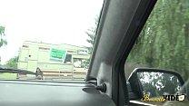 Zahia la pute se fait défoncer sur un parking thumbnail