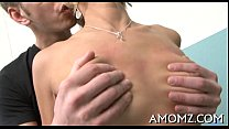 Sex addicted mom in a sexy act thumbnail