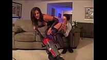 Latex fetish hardcore housemaid enjoy rubber hardcore