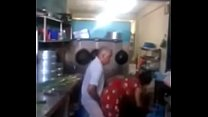 Srilankan chacha fucking his maid in kitchen quickly Preview