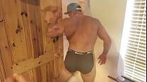 Humiliated Shrunken Armpit & Arse hole Slave