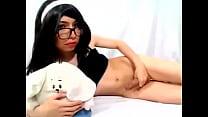 Mi primer vídeo puteando ¿habrá un macho que me quiera como su hembra para follar?