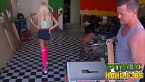 Bad Girl Tiffany Watson Makes Her Dads Worker Cum - 69VClub.Com