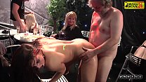 Oldies orgy... We are lusty and horny