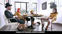 bengali xxx video - Stepdaddy Gets Blowjob on Thanksgiving thumbnail