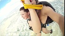 Sex while skydiving