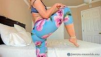 PAWG Milf Jess Ryan Twerking Hot Ass
