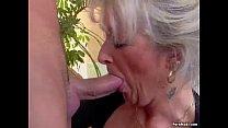 Busty mature loves young cock Vorschaubild