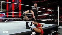 Nikki Bella vs Paige. Raw 6 1 15.