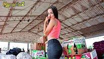 MAMACITAZ - College Teen Latina Valeria Matasan...