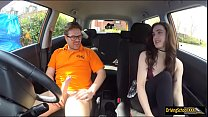 Lola Rae boned by her driving instructor