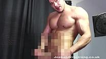 Inferior slave beneath his cock