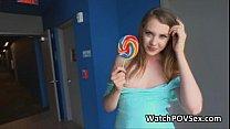streaming video xxx ‣ Kinky Gf Sucks In Hotel Hallway thumbnail