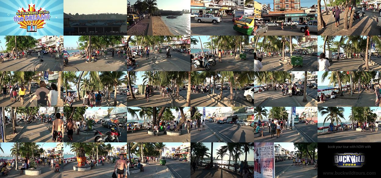 Beach Whores in Pattaya Thailand 预览图