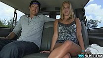 Blonde with big natural tits gets creampie 2.2
