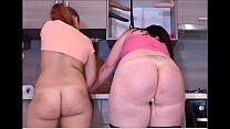 Big ass BBW camgirls orgasm