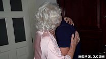 Be quiet, my husband's sleeping! - Best granny porn ever! Preview