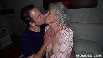 Be quiet, my husband's sleeping! - Best granny porn ever! صورة