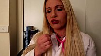 PREVIEW DR JESSIE JOI JESSIELEEPIERCE.MANYVIDS.COM BLONDE DOCTOR MEDICAL FETISH DOCTOR FETISH TABOO BIG BOOBS LAB COAT MEDICAL CLINIC PAWG - download porn videos