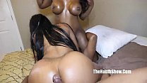 threesome ebony queens genevese rylee fucked bbc don prince صورة