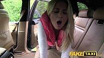 Fake Taxi Horny Teen Has Outdoor Sex