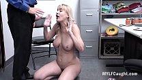 MILF Takes Cop's Cock As Punishment- Dana Dearmond