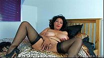 Danica Collins (Donna Ambrose) Helps You Wank thumbnail