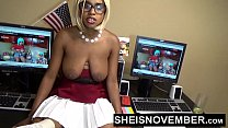 9164 Reality Pornstar Sheisnovember Riding Big Cock Hardcore Fucking preview
