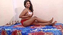 indian sarika sideway fucking with her new boyfriend