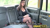 Fake Taxi hot busty babe gets massive cum shot ...